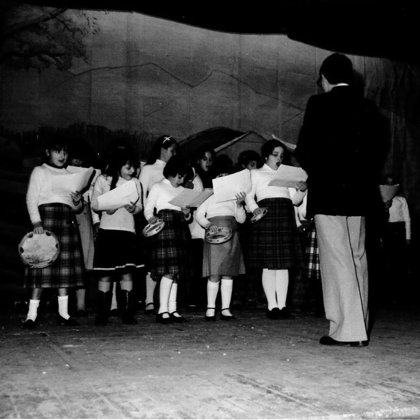 Cultura-Música amb els més petits